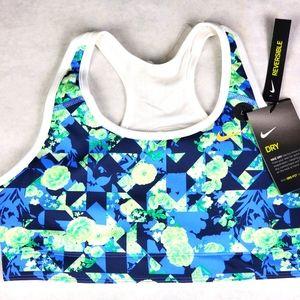 Nike Dri-Fit Girls Swoosh Reversible Sports Bra